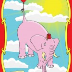 Image for Pinky the Flying Elephant
