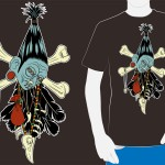 Image for Shrunken head T-shirt